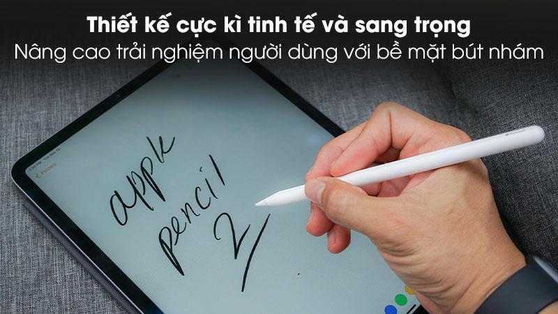 Thiết kế Apple Pencil 2